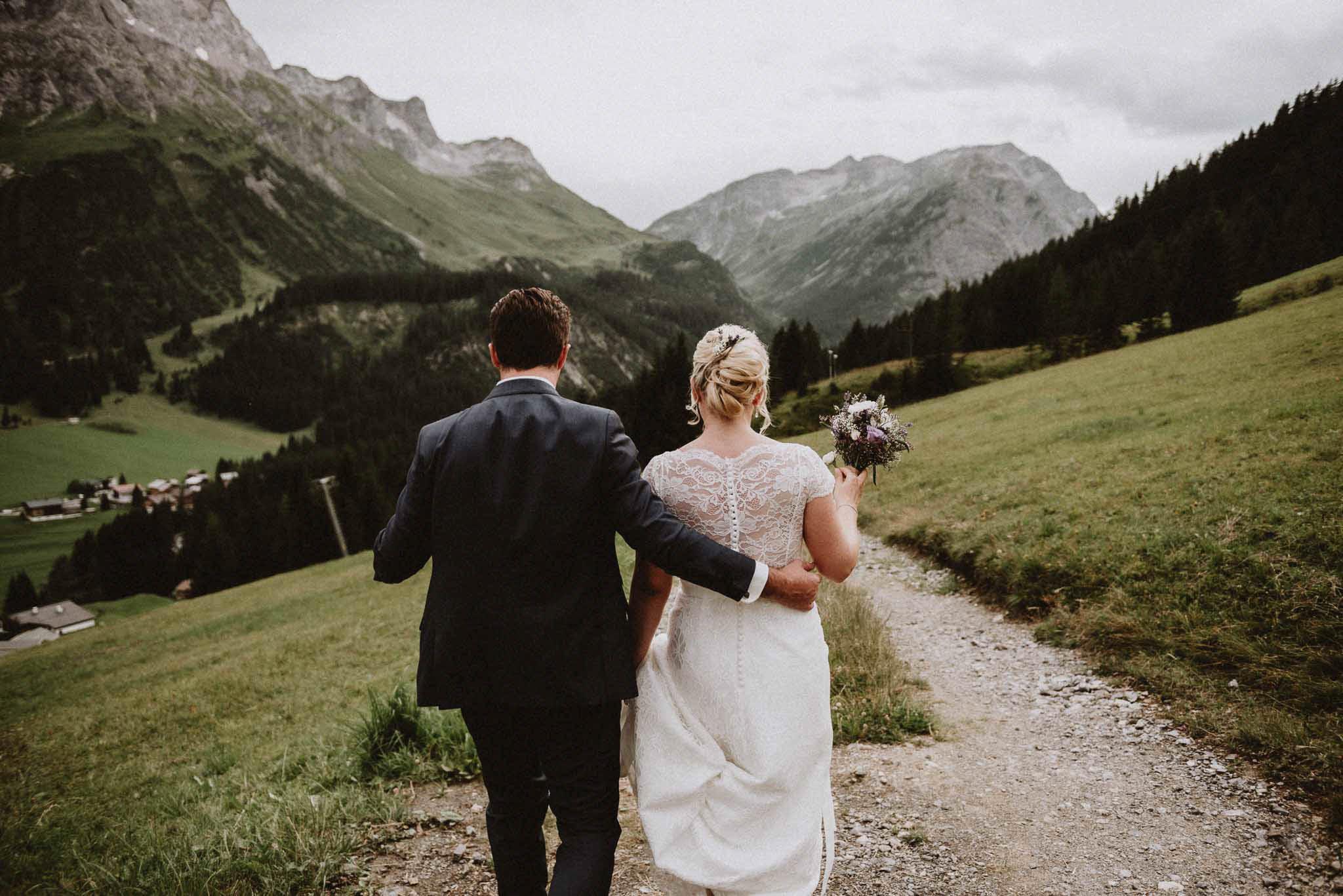 Hochzeit, Berghof, Lech, Bodensee, Österreich, Vorarlberg, Lichtenstein, Süddetuschland, Hochzeitsfotograf Michael Nussbaumer